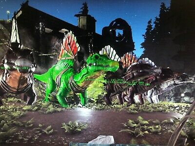 MUTATED SPINOS (Official pvp ps4)