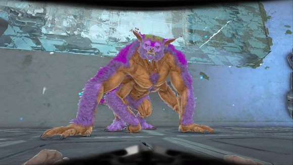 MUTATED FEROX PVP PS4 OFFICIAL