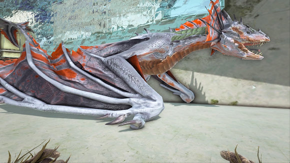 EVENT POISON WYVERN PVP PS4 OFFICIAL