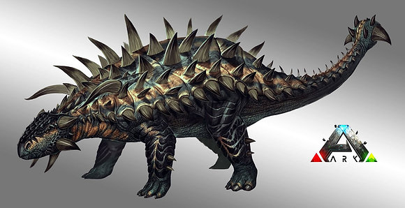 Ankylosaurus TOP STATS PS4 SMALL TRIBES