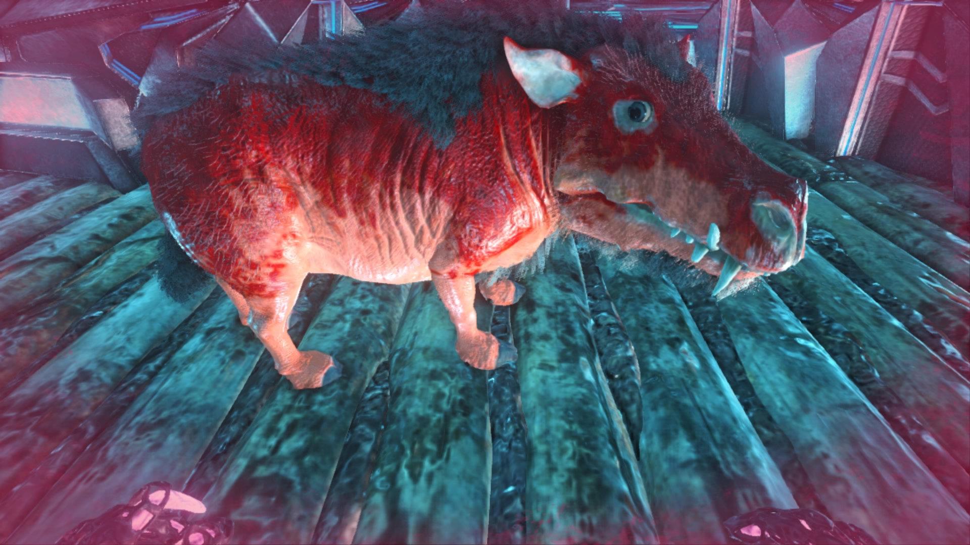 Grown Daeodon Top Stats Official Pvp Ps4 Arksales Org Dadurch heilen sich die tiere und umliegende kreaturen. ark sales