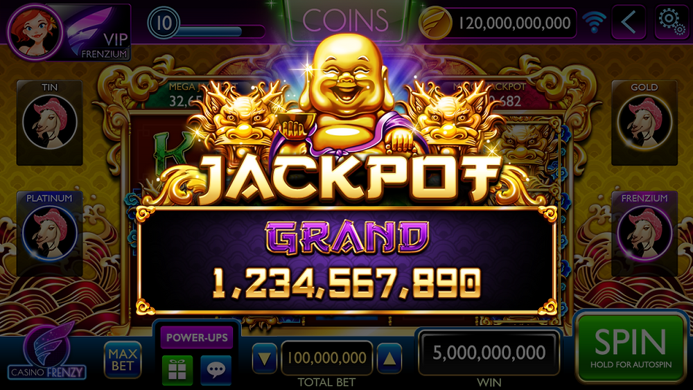 Menang Jackpot Slot Online