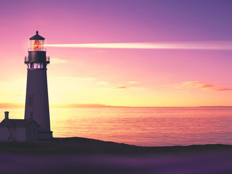 The Lighthouse: A Poem by Helen Unwin