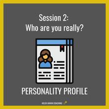 Career Coaching Personality Profile