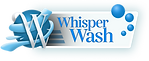 WHISPER WASH SURFACE CLEANERS