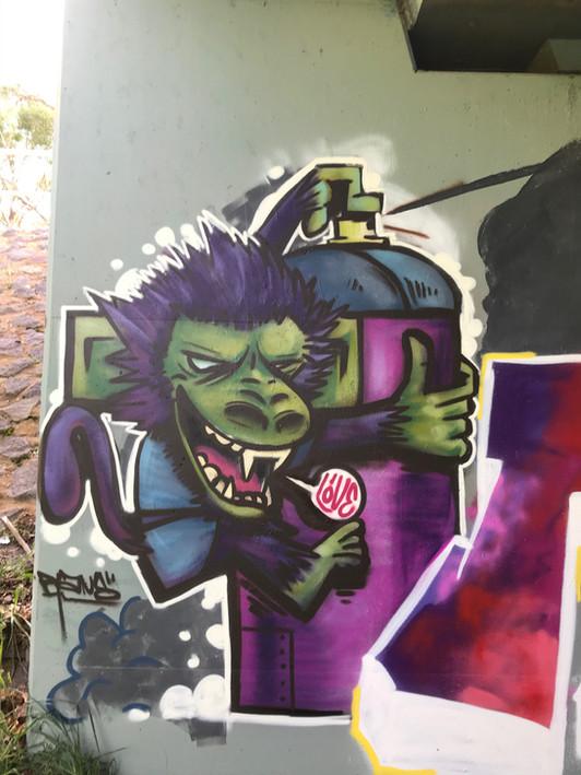 Gremlin Monkey 1