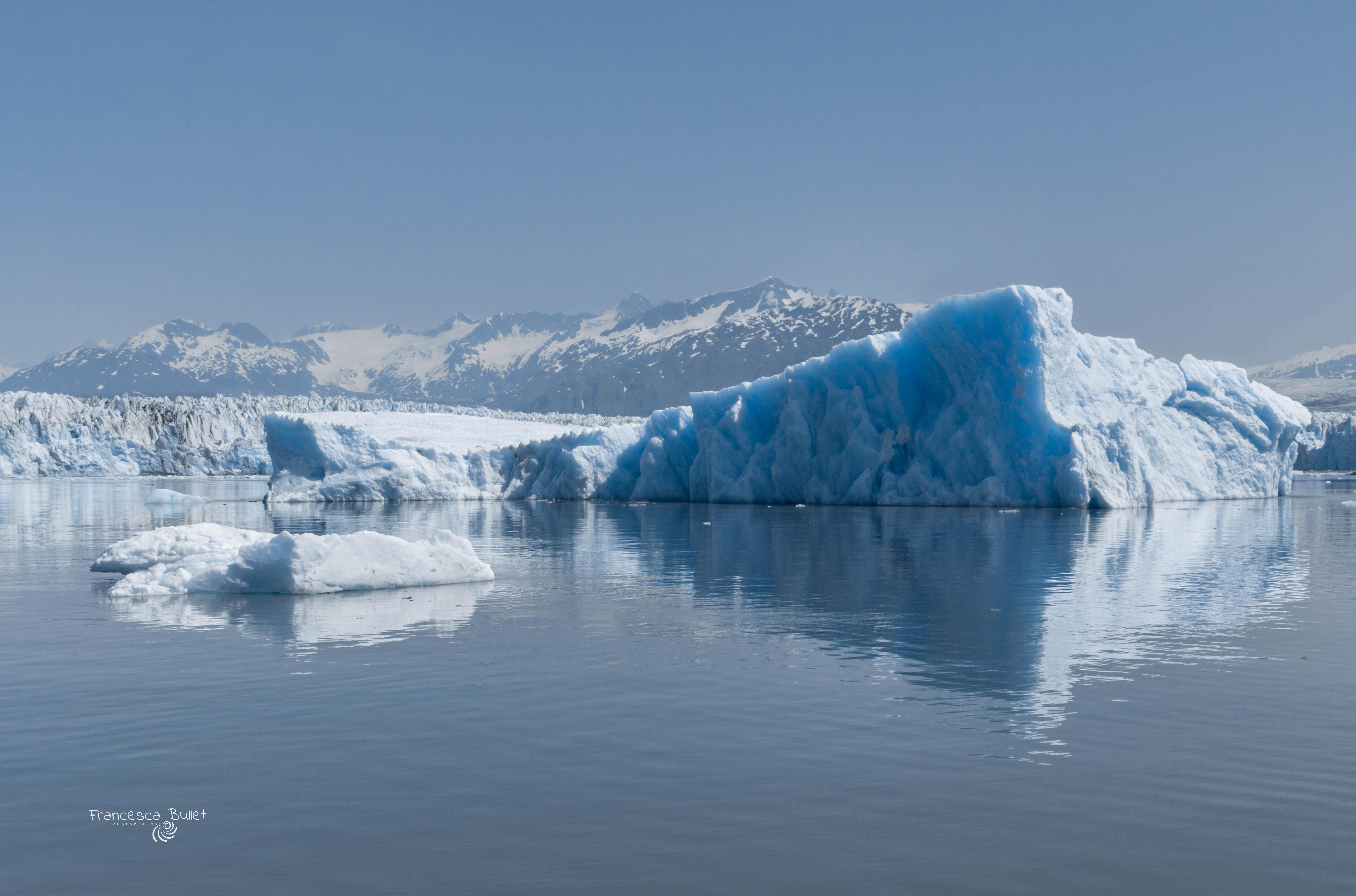 Alaska Columbia Glacier