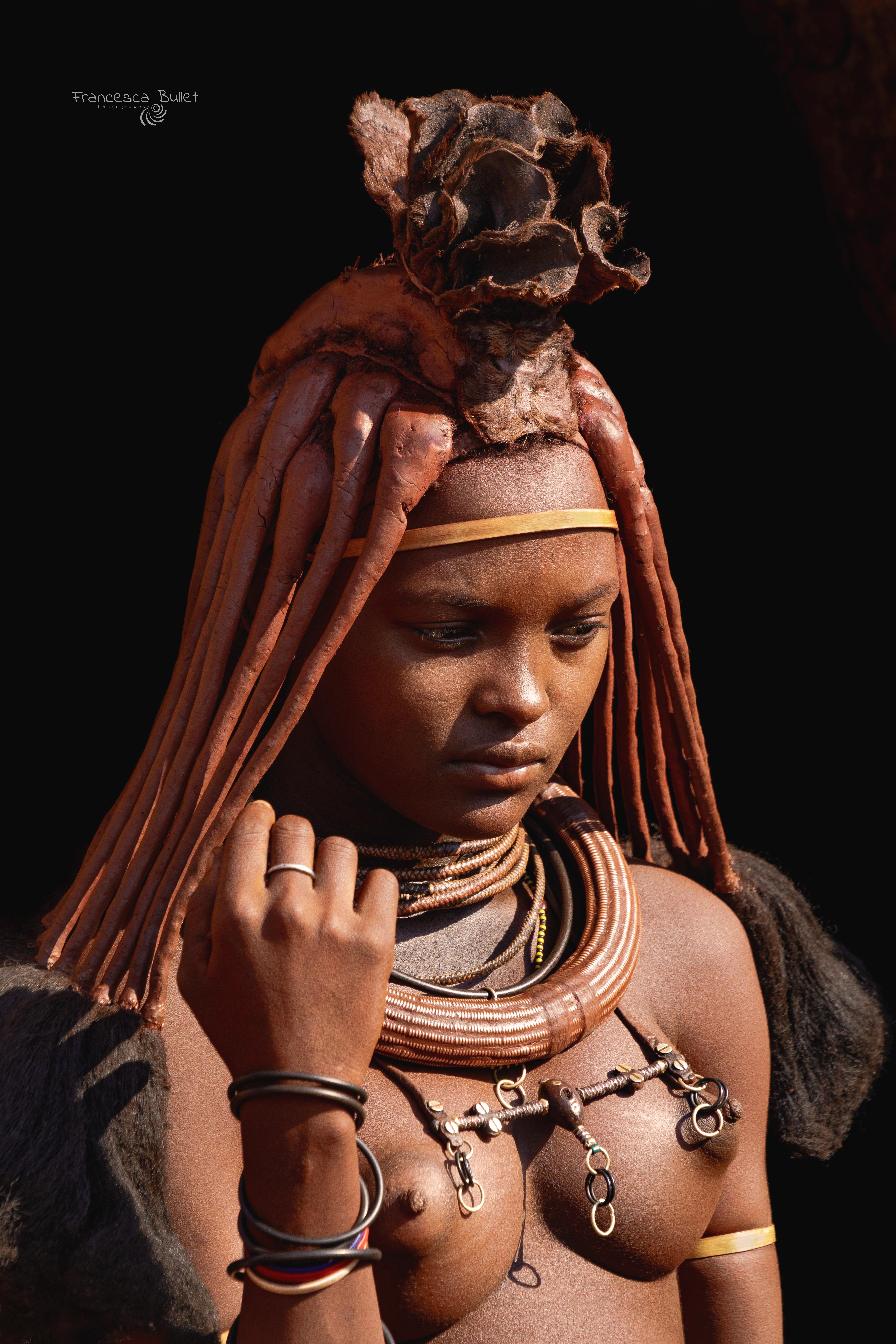Namibian Himba