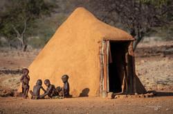 Himba Children