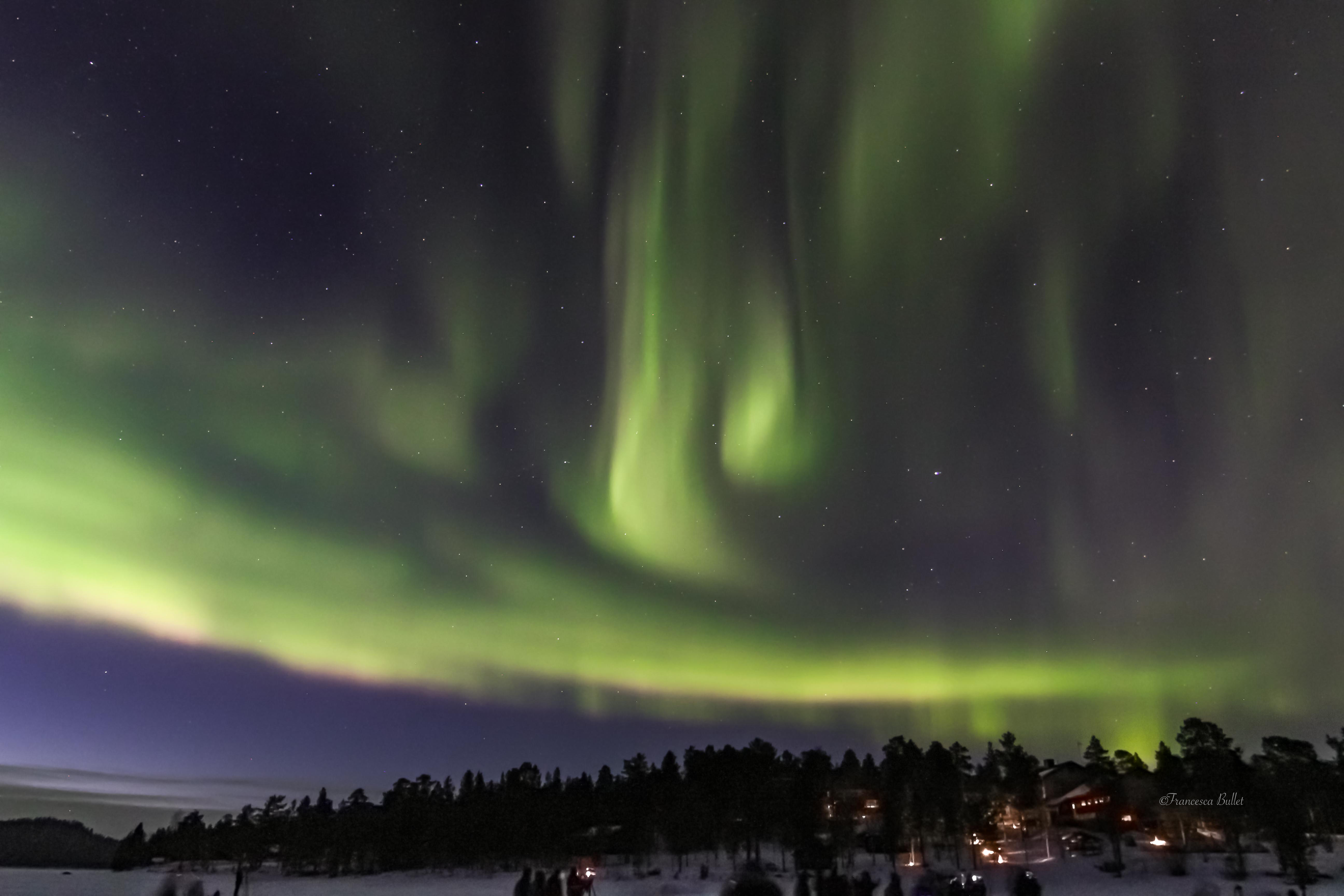 Lapland - Northern Lights
