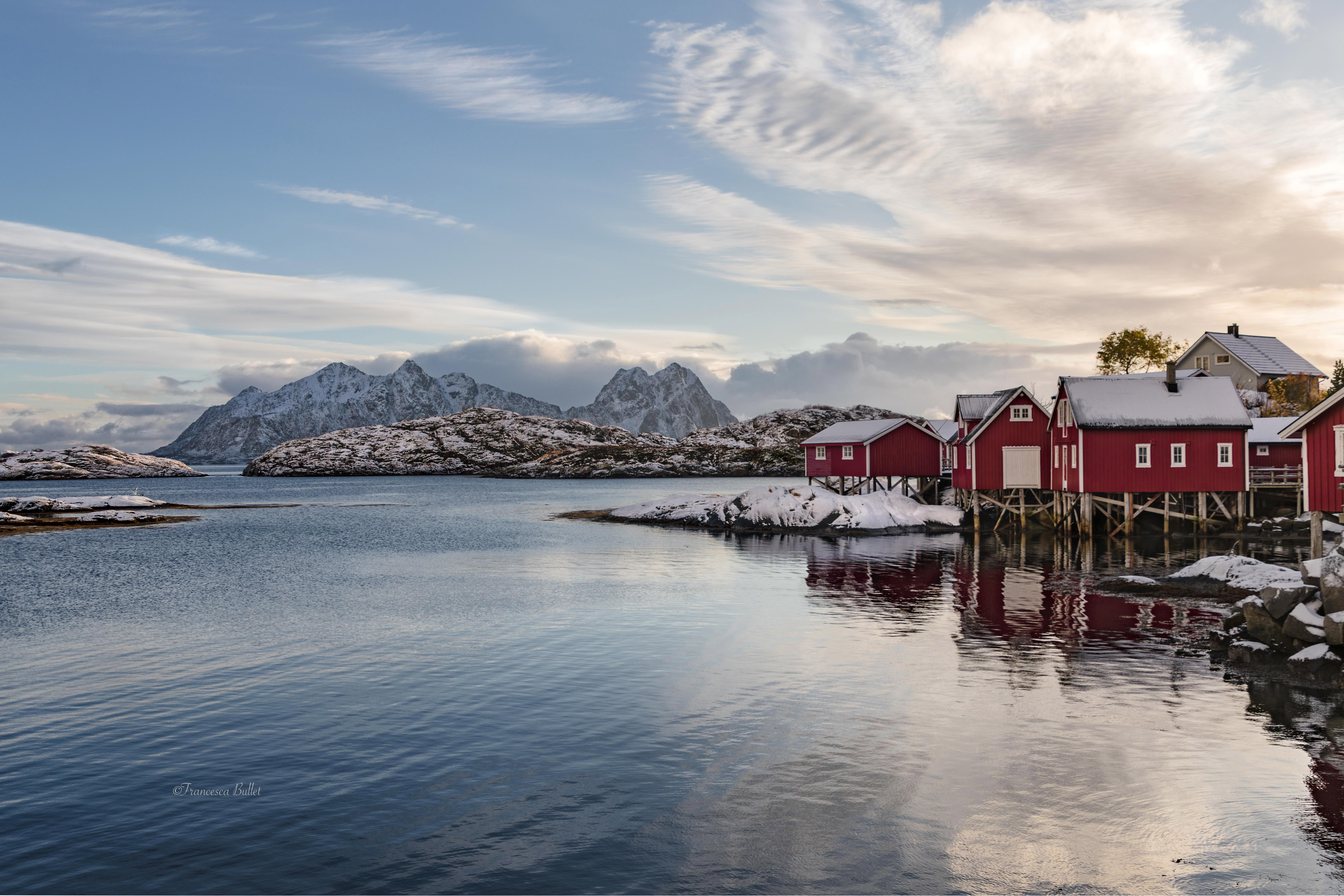 Norway, Lofoten Landscape