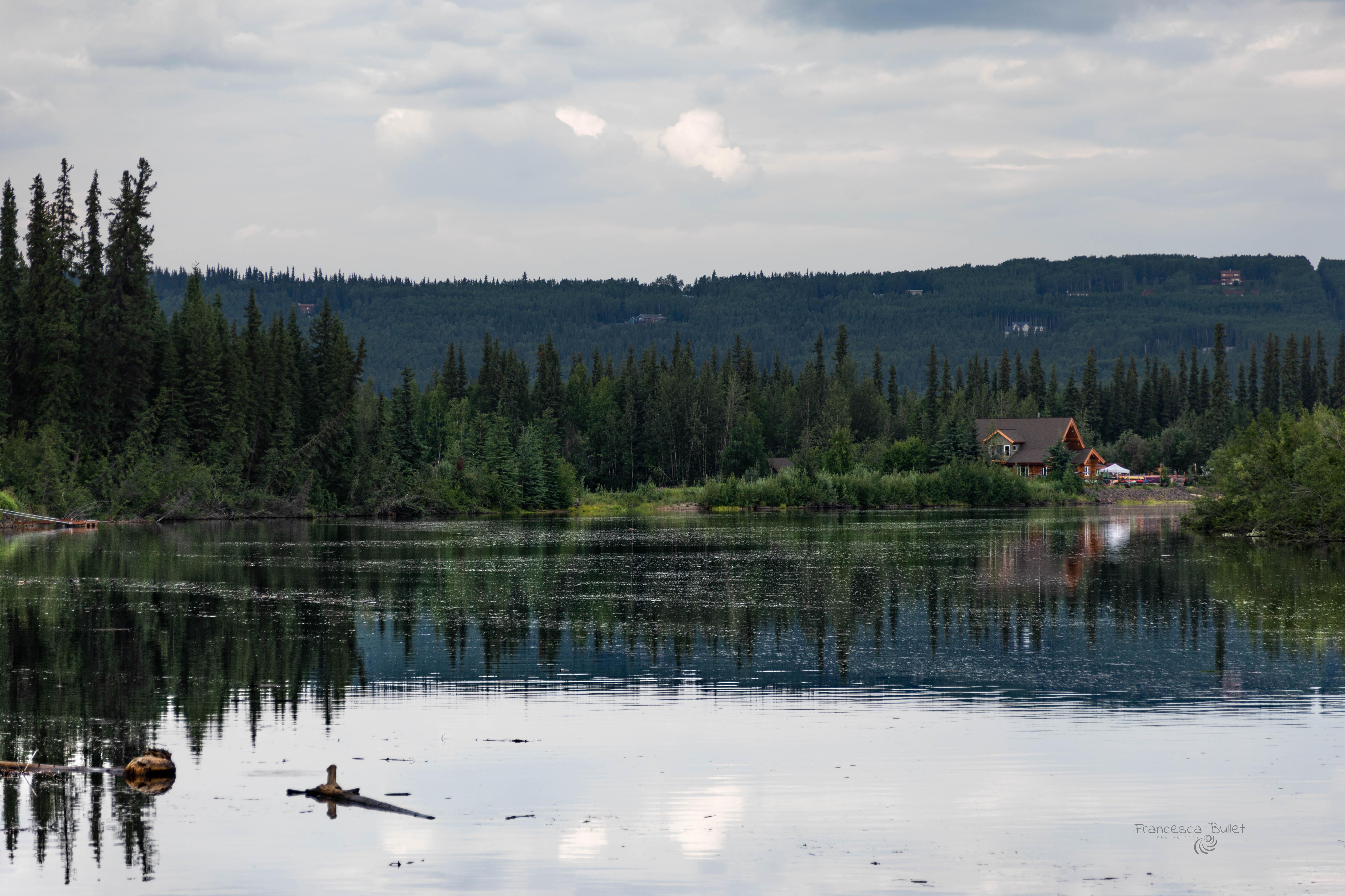 Alaska Chena Lake