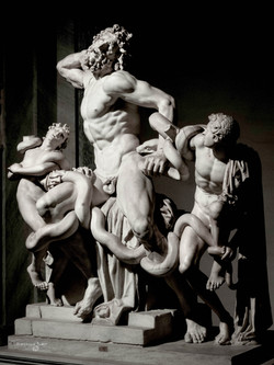 Laocoonte, Rome Vatican Museums