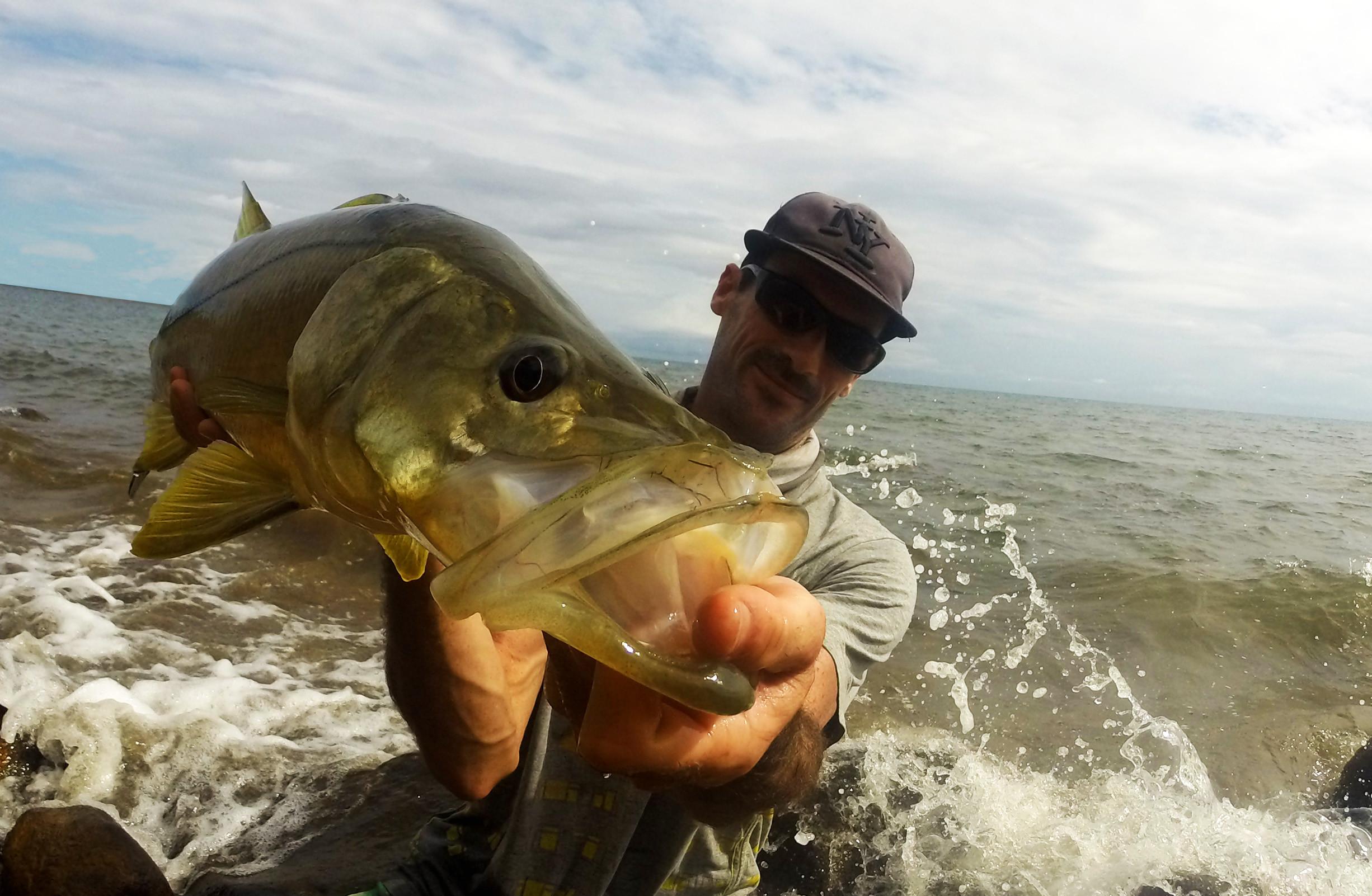 Demie-journée pêche du bord