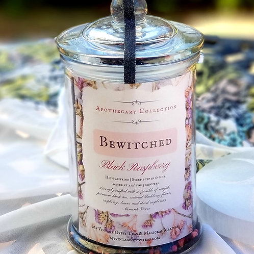 Bewitched-Black Raspberry Tea