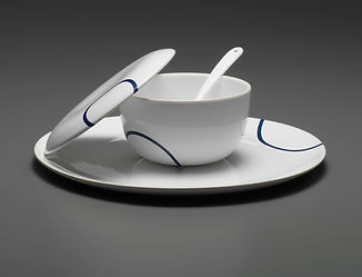 plate bowl & plate Design Higham & Geert