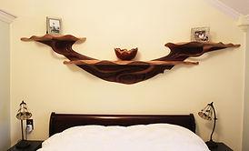 100'-Curly-Maple-&-walnut-tri-shelf-over
