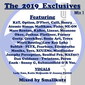The 2019 Club Amen Exclusives-mix 1 (2020)