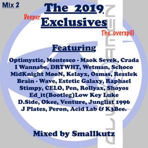 The 2019 Club Amen Exclusives-mix 2 (2020)