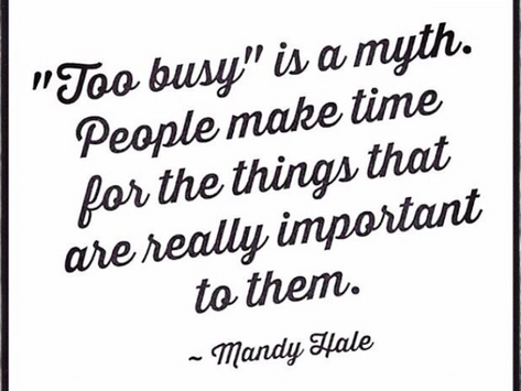 Busy is the New Happy...or Is It?