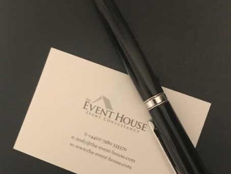 Tips for Planning & Executing a Successful Event