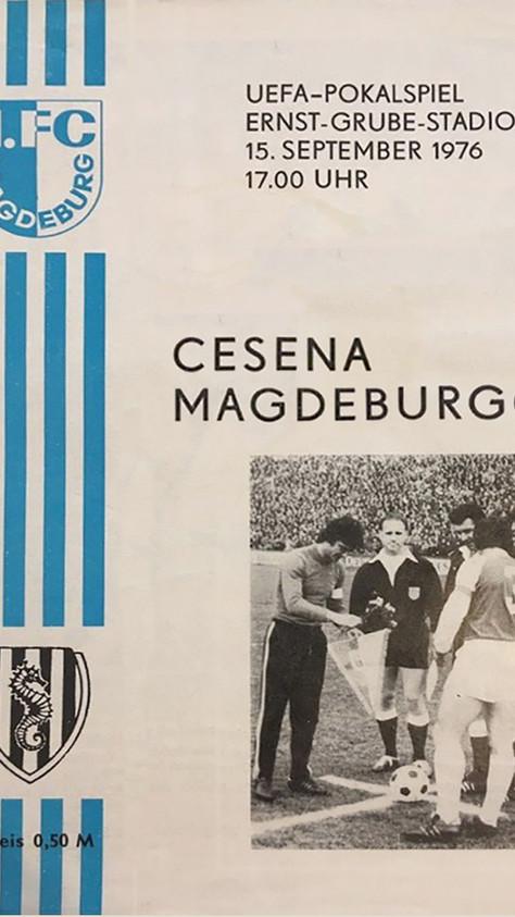 CESENA MAGDEBURGO