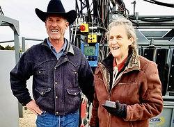 Temple Grandin & Jon Molhagen