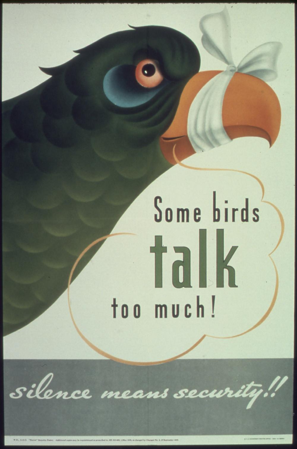 Vogelpraat