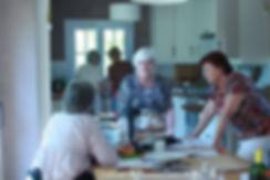 Atelier cuisine d'Anne-Claire