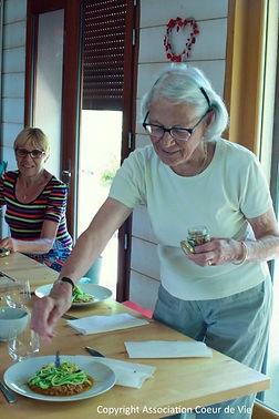 Atelier cuisine Anne-Claire Lauvergnier