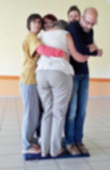 Jeux coopératifs à Broin Association Coeur de Vie