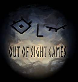 Out of Sight Games old logo