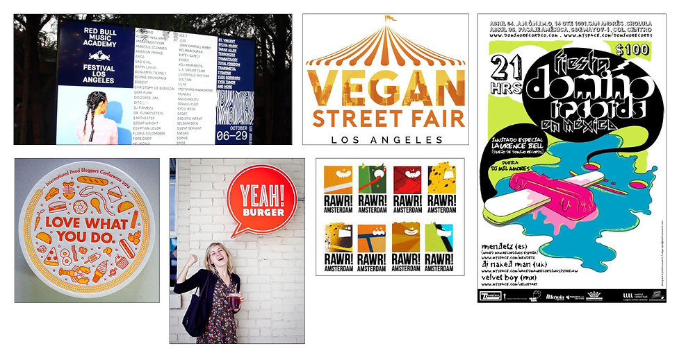 VegFest Visual Inspiration