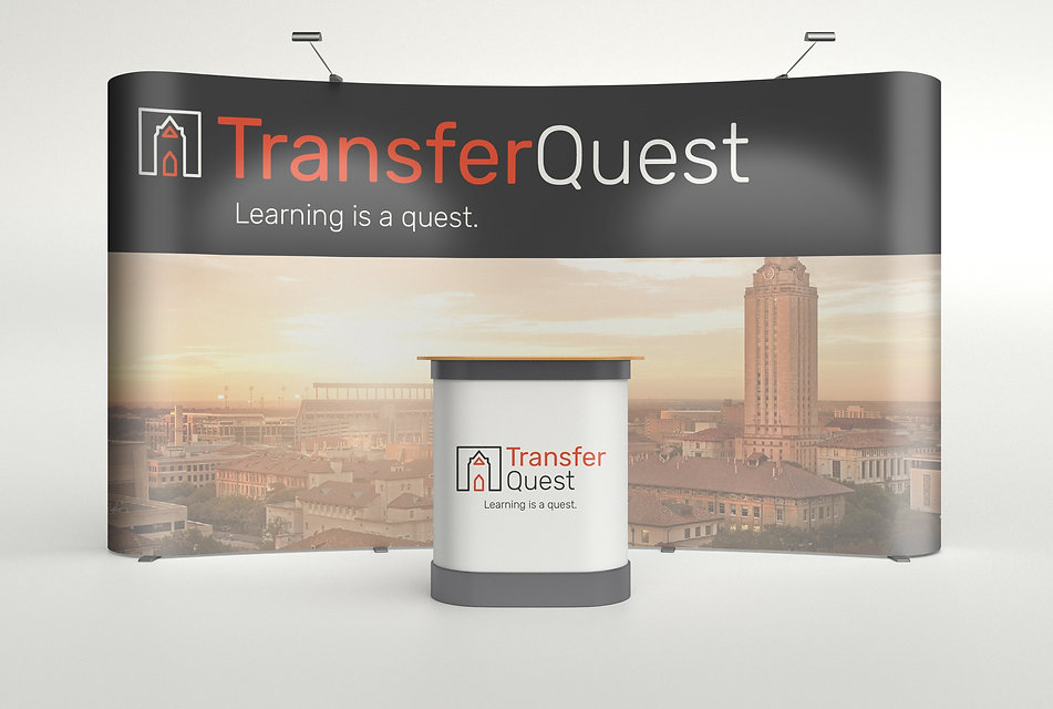 TransferQuest Trade Show Booth