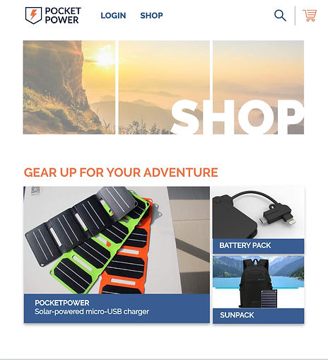 PocketPower Shop