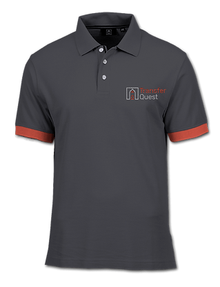 TransferQuest Trade Show Rep Black Uniform