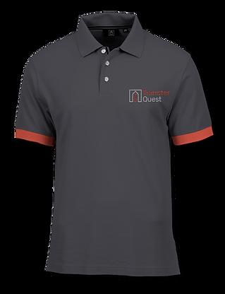 TransferQuest Trade Show Rep Black Uniform