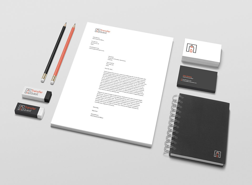 TransferQuest Stationery