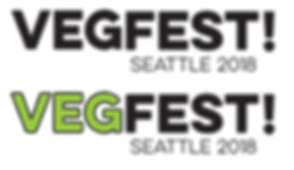 VegFest Horizontal Logos