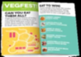 VegFest Promo Booklet