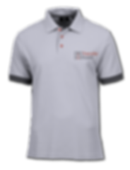 TransferQuest Trade Show Rep White Uniform