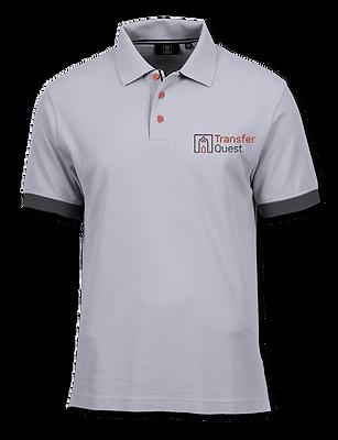 TransferQuest Trade Show Rep White Uniform