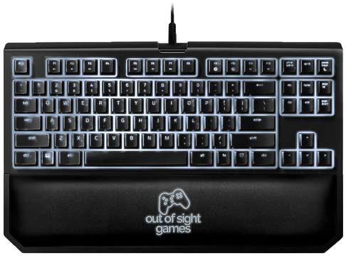 Out of Sight Games gaming laptop