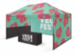 VegFest Tent