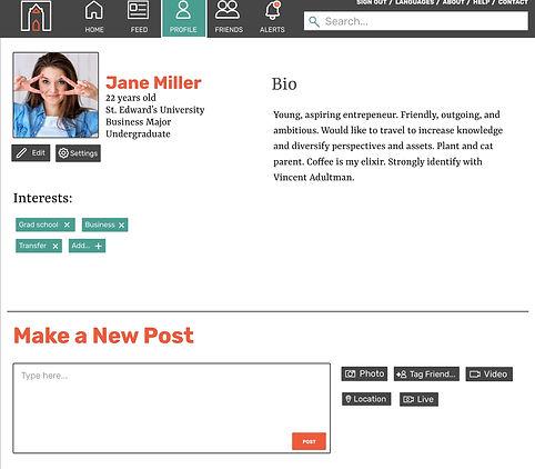 TransferQuest Profile