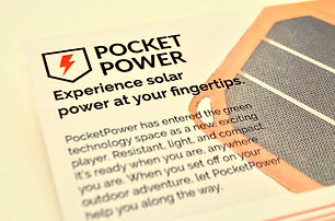 PocketPower Product Brochure