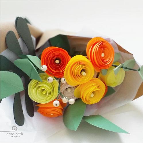 bouquet Arance