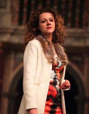 Portia in The Merchant of Venice