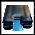Asiento con hueco para charola  de desechos  450 ml de capacidad