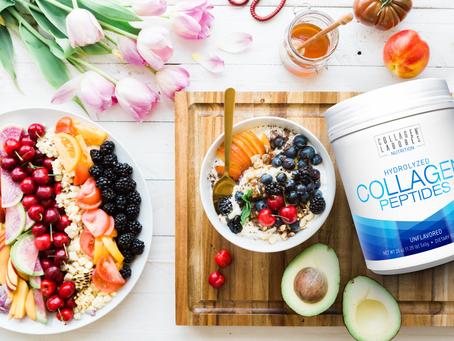 Collagen Protein Yields Several Benefits